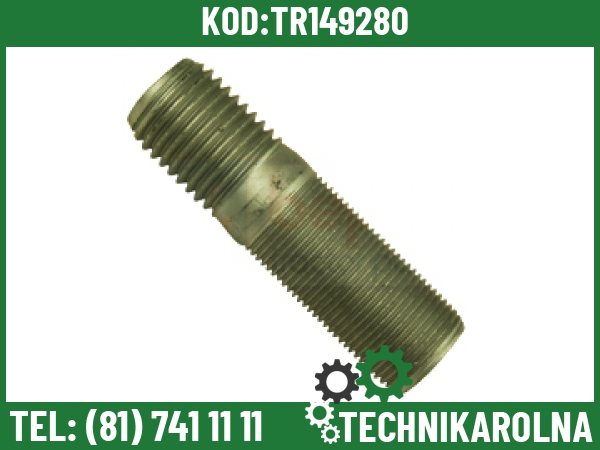 85808260 Śruba koła tyłb wymiary b m22 x 1 5 (24)