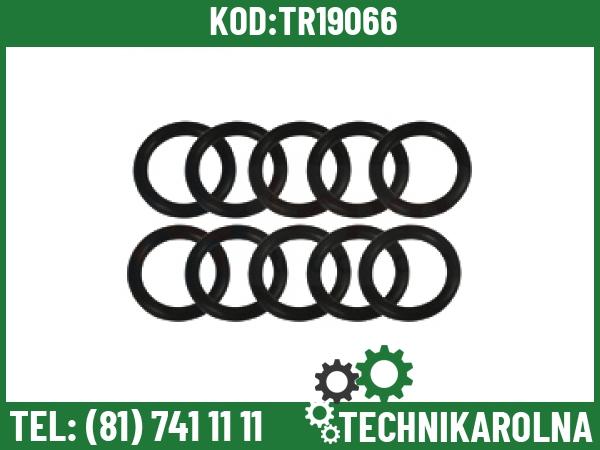 1442621X1 Oring dolny rurek hydraulicznych podnośnika 10szt. fi 9 5 mm h 1 6 mm