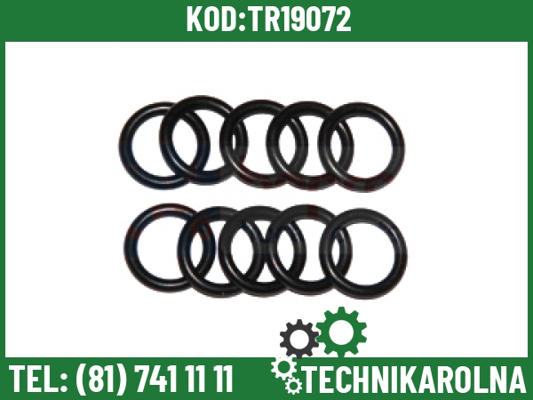 1441514X1 Oringi hydrauliczne 2,4x17,5mm x10szt