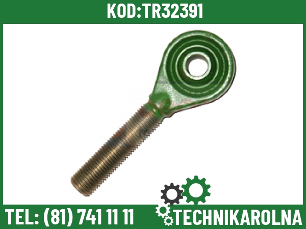 AL159971 Śruba z oczkiem łącznika Cat.3