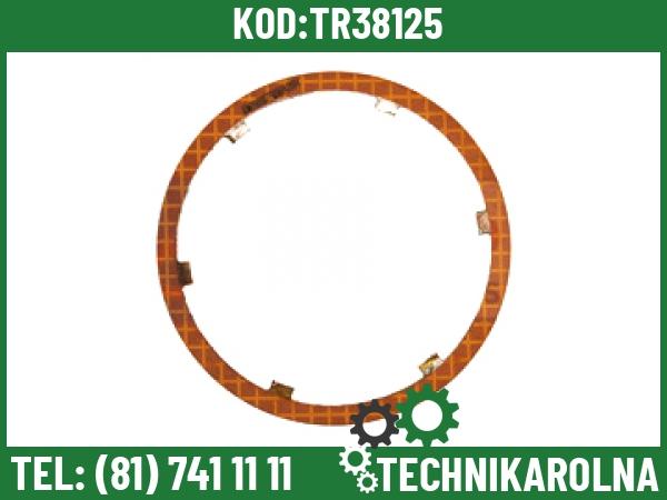 RE33706 Tarczka cierna