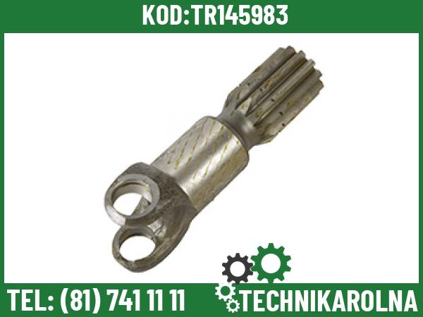 9966356 Wałek 7 MM - L 40 MM