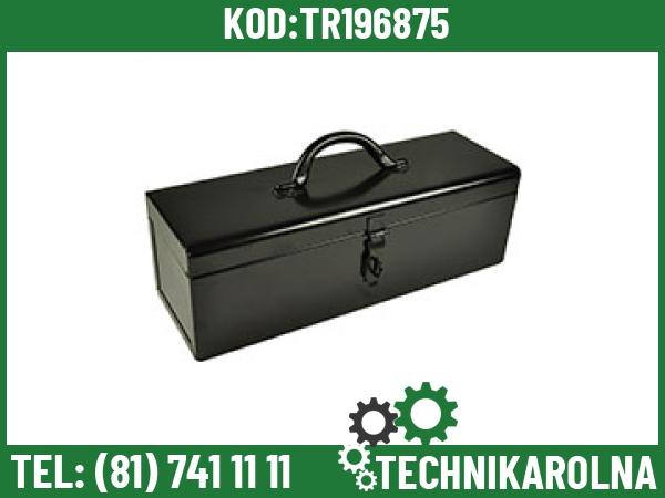 1696186 Skrzynka narzędziowa wymiary 460x150x150mm