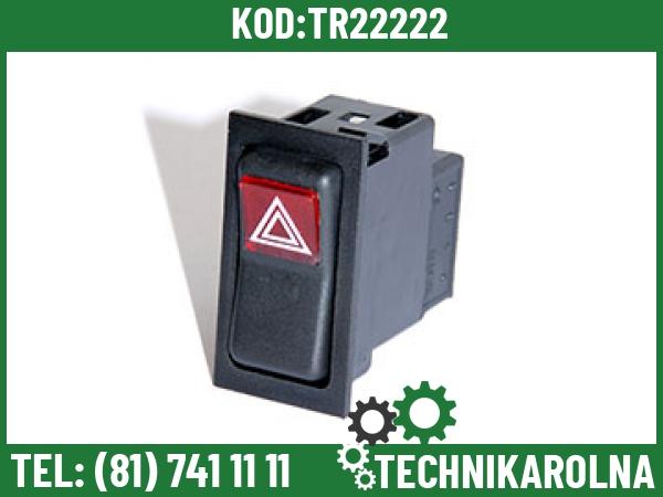 245916C1 Przełącznik kołyskowy świateł awaryjnych