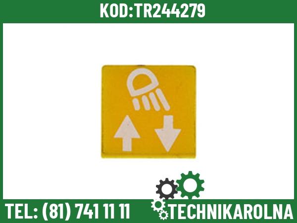 1983589C1 Emblemat do przełączników kołyskowych