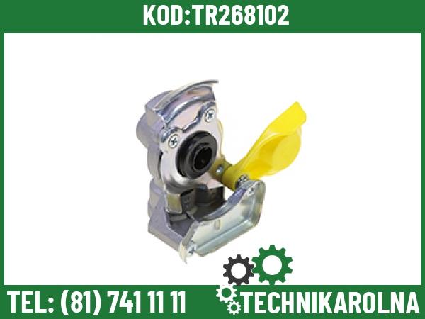 04323302 Głowica pneumatyczna
