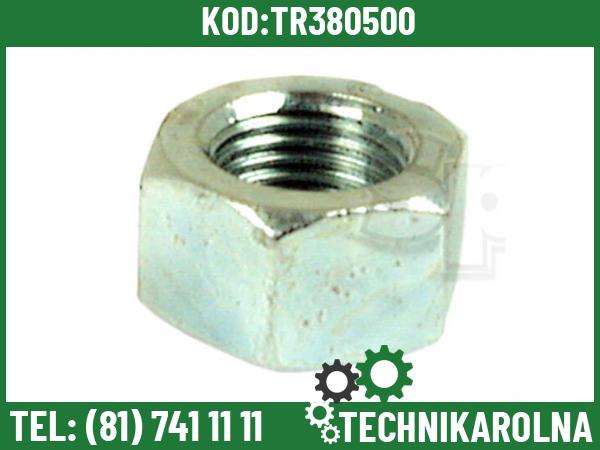 825302M1 Nakrętka 6,3mm 1/4' Spenco
