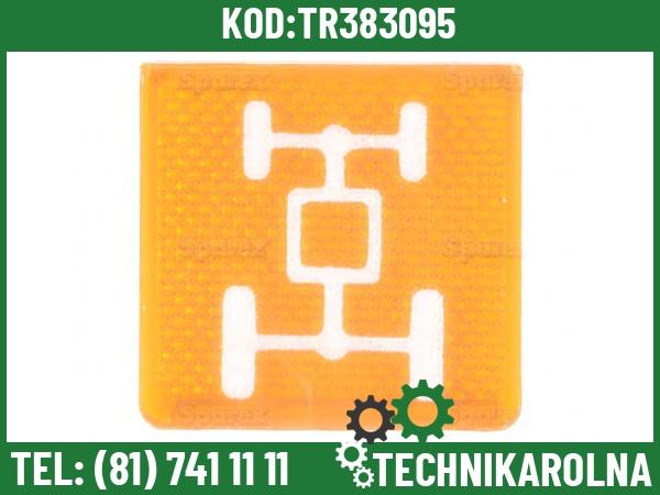 1964651C1 Emblemat / znaczek przełącznika Spenco