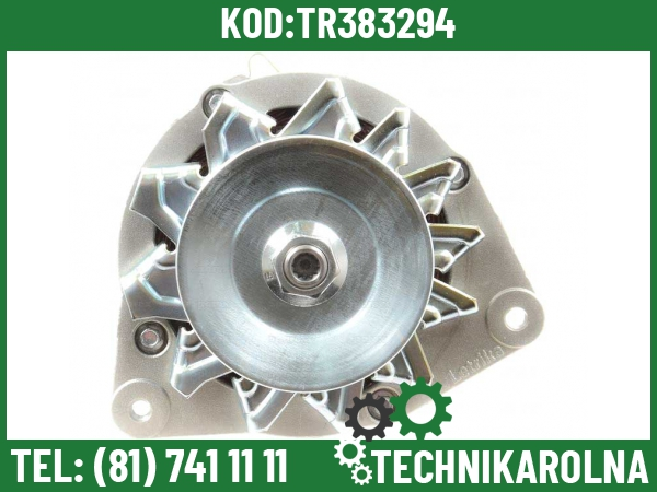 814-8035 Alternator 14V 65A Mahle Spenco