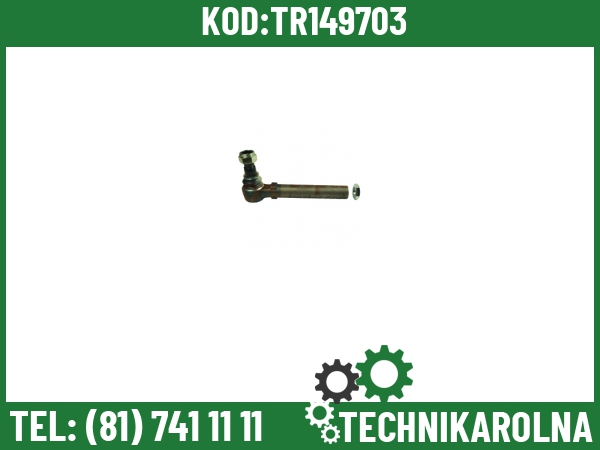 706768A1 Koncówka drążka