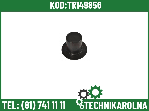 706864A1 Korek osłonowy fi 60 mm