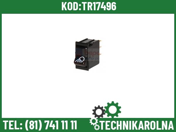 2.7659.065.0 Przełącznik kołyskowy świateł 5 pinowy(4)