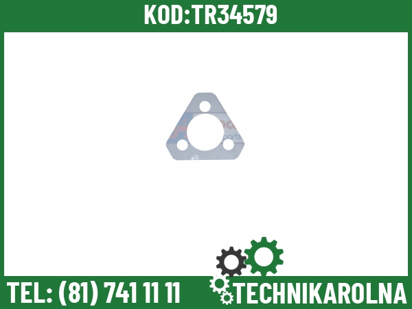 K395038 Podkładka regulacyjna czopa zwrotnicy 0.35 0 35 mm carraro 709