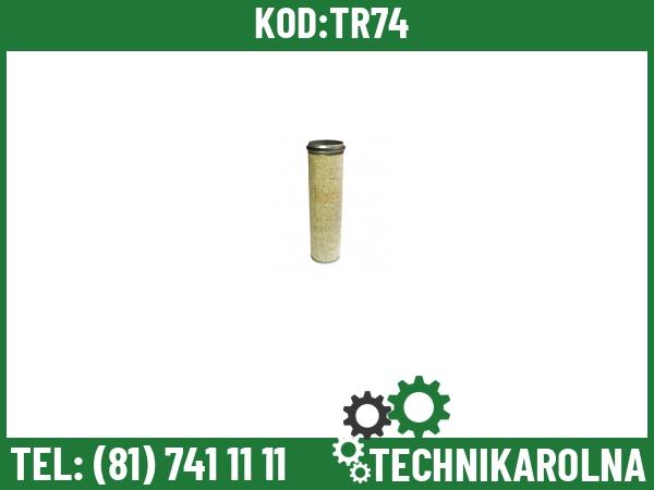 60533124 Filtr powietrza wewnętrzny fi 140 wysokosc 475